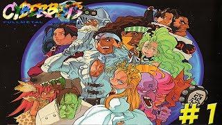 Sega Saturn: Cyberbots! Part 1 - YoVideogames