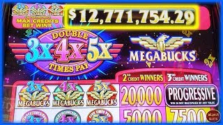 🤑 GOING FOR $12,771,754 🤑 👸🏻 WIFE vs HUSBAND 🤴🏻 MEGABUCKS VS DOUBLE DIAMOND DELUXE