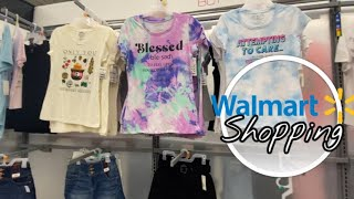 Walmart Womens Clothes Shopping 2021 Shop With Me at Walmart