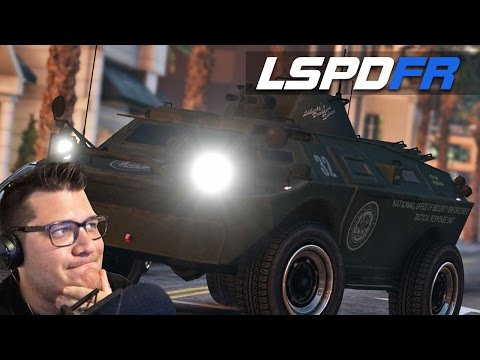 LSPDFR E148 - APC and More from IV Pack | Chase Me