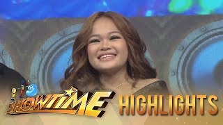 It's Showtime: Janine Berdin expresses her gratitude to her supporters