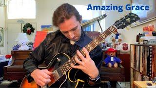 Amazing Grace - guitar arrangement by Richard Greig