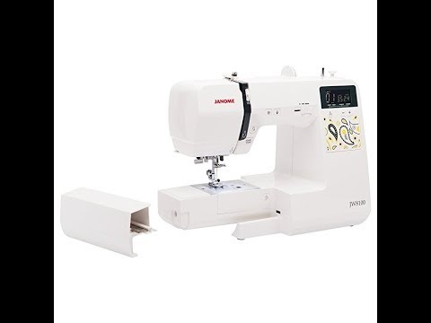 janome-jw8100-fully-featured-computerized-sewing-machine-with-100-stitches,-7-buttonholes