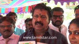 Medical Camp For Cinnathirai Nadigar Sangam