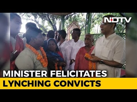 """Honouring Law"": Jayant Sinha After Row Over Feting Lynching Convicts"