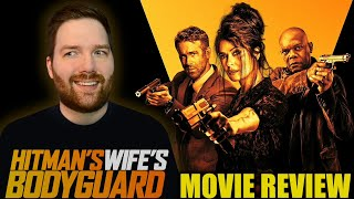 The Hitman's Wife's Bodyguard - Movie Review