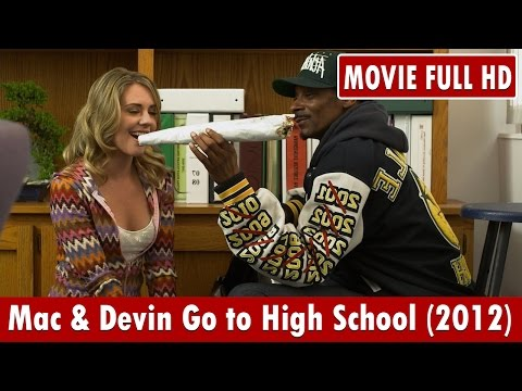 Mac & Devin Go to High School 2012 Movie **  Snoop Dogg, Wiz Khalifa, Mike Epps