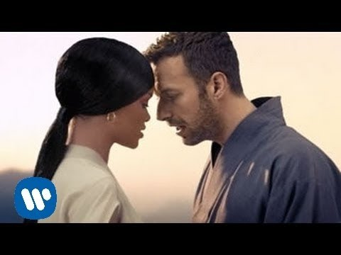 Coldplay - Princess Of China ft. Rihanna:歌詞+翻譯