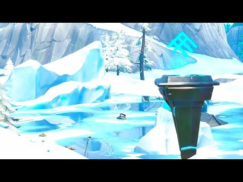 "🔥""NEW"" RUINS APPEARING OVER GREASY! (KEVIN CUBE EVENT) Fortnite Battle Royale Live!"