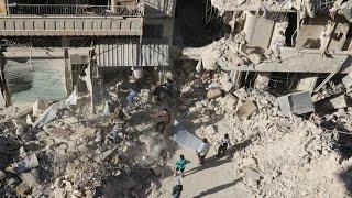 منظمة الصحة العالمية تدعو إلى ممرات آمنة لإجلاء المرضى والجرحى من شرق حلب