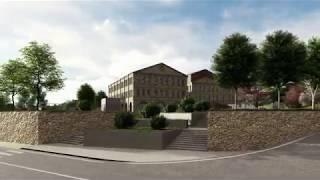 LA FORNACE di Sieci - Progetto di recupero per Tesi magistrale in Architettura (2020)