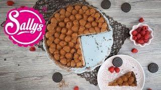 Oreo Schokoladen-Cheesecake / No Bake Chocolate Cheesecake / Kühlschrankkuchen