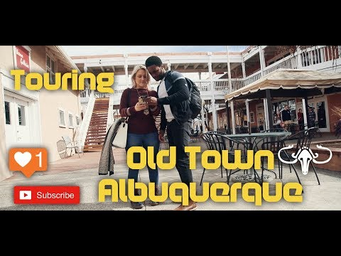 TOURING NEW MEXICO | OLD TOWN| ALBUQUERQUE | WOW (VLOG 37)