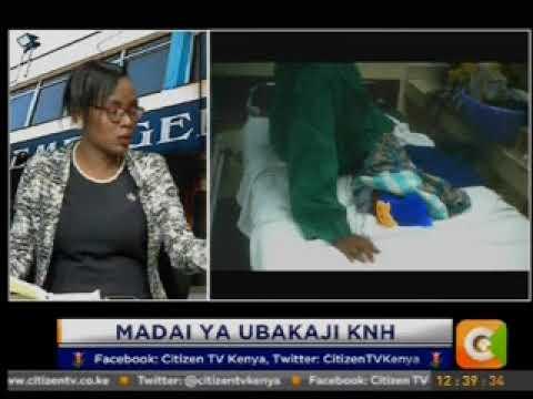 Citizen Extra : Hali ilivyo kaitika hospitali ya rufaa ya KNH