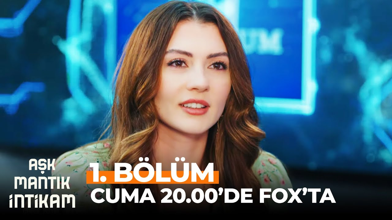 Download Aşk Mantık İntikam İlk Bölümüyle Cuma 20.00'de FOX'ta!