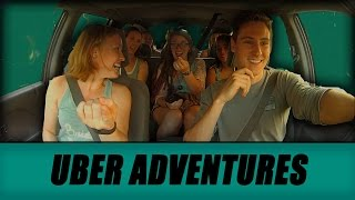 Weirdest Uber Experience (UBER ADVENTURES)