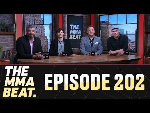 The MMA Beat: Episode 202