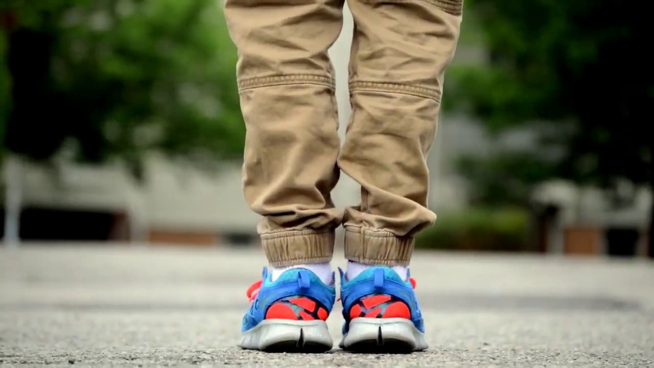 36b5bf0ddc0f7 He Got Heat-DB Free Run 2.0-On Feet - YouTube