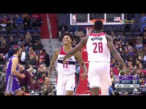 Sacramento Kings vs Washington Wizards: November 13, 2017