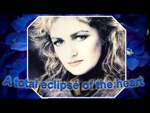 Bonnie Tyler Total Eclipse Of The Heart Letra