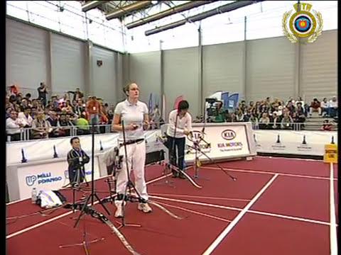 Indoor Archery World Championships 2007 - Izmir-Ind. match#6