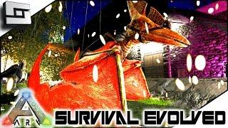 ARK: Survival Evolved - ALPHA PTERANODON TAME! E4 ( Modded Ark Eternal )