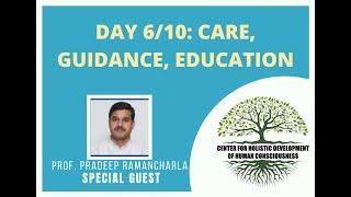 Day6/10 - Mr. Siva Kantheti - Universal Human Values / Jeevan Vidya Online Workshop