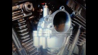 S&S carburetor EASY WAY to CLEAN and REBUILD Super E & G