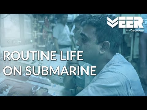 Indian Submariners E4P3 - Routine Life on a Submarine | Breaking Point | Veer by Discovery
