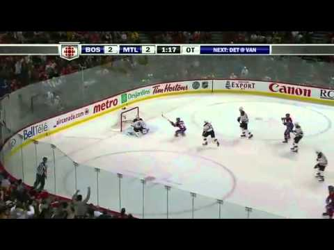 Montreal Canadiens - Boston Bruins 2011 Rivalry - Who Will it Be?