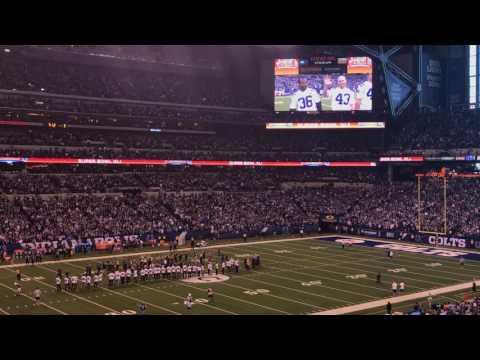 Colts Super Bowl XLI Reunion 11 20 16