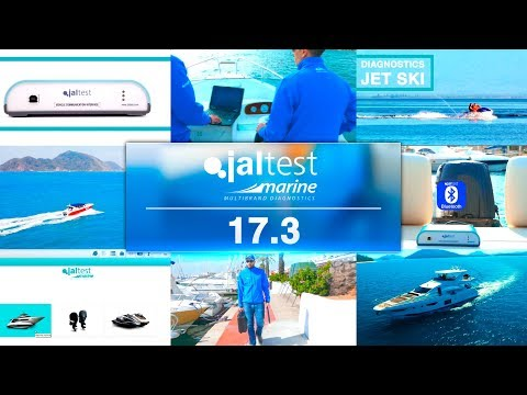 JALTEST SOFTWARE 17.3 MARINE
