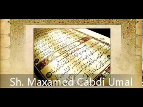 Tafsiirka Surah 72 Al-Jinn - Sh Maxamed Cabdi Umal