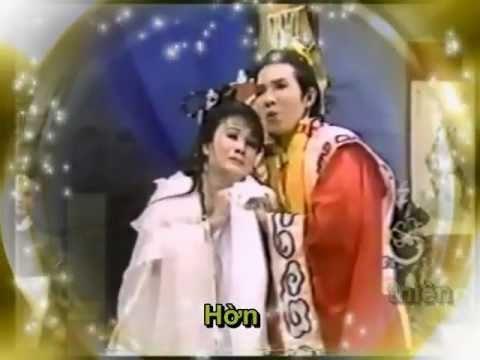 """Karaoke hồ quảng - Chiêu Quân Hạ Khúc - Vũ Linh, Tài Linh - """"Duyên tình đã... """""""