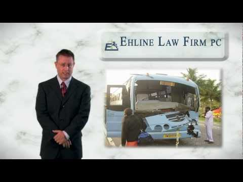 San Bernardino Bus Accident Lawyers | Ehline Law Firm