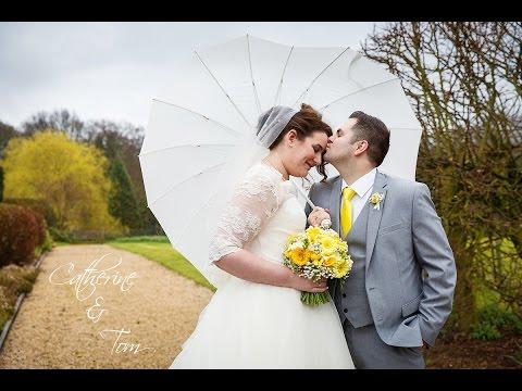 Gaynes Park Wedding ~ Catherine & Tom