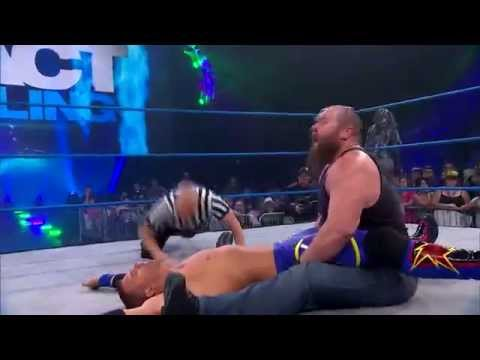 The debut of The Menagerie on IMPACT (May 8, 2014)