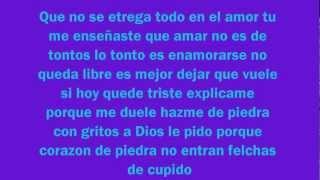 SIN TI - C-KAN LETRA (Español e Ingles)
