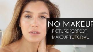 """How to  """"NO MAKEUP"""" MAKEUP LOOK / NATURAL AND GLOWY MAKEUP TUTORIAL"""