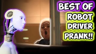 BEST OF DRIVE THRU ROBOT PRANK!!!