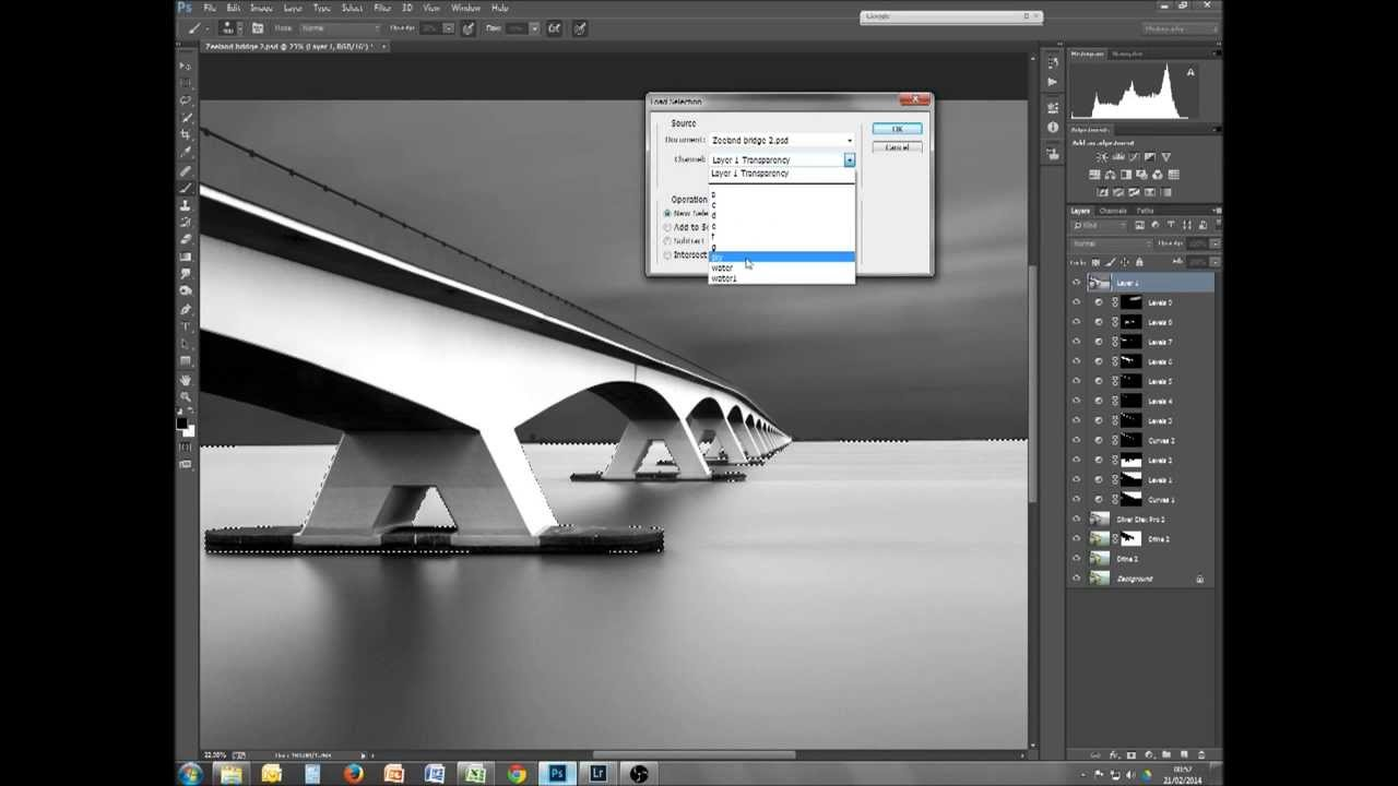 Architectural Photography Tutorial b&w architectural landscape processing tutorial - youtube