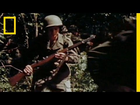 Inside WWII Premiere | National Geographic