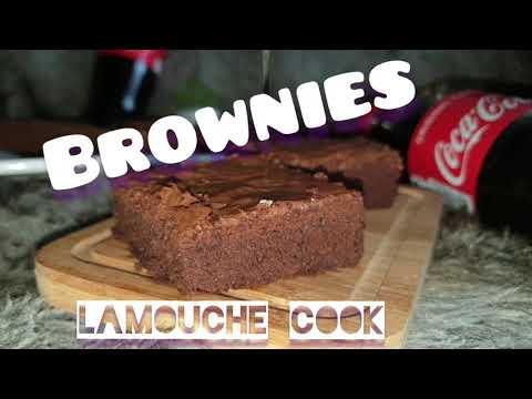 brownies-,recette-inratable-a-faire-en-un-clin-d'œil-براونيز-في-رمشة-عين