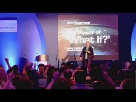 The Power of 'What If?' - possibility thinking innovation conference keynote