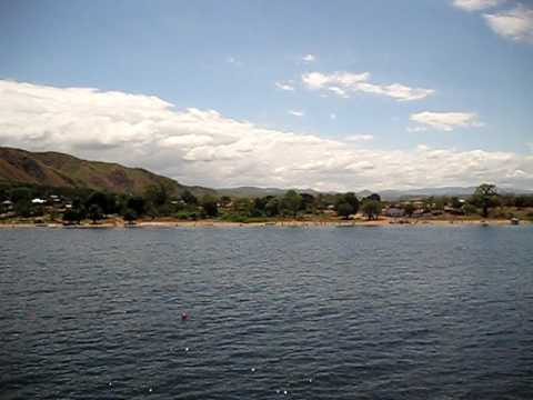 Malawi - Ilala boattrip - Metangula Harbour Mozambique