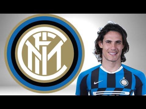 Edison Cavani Welcome To Inter Milan 2019 Rumour
