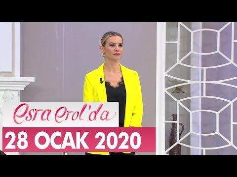 Esra Erol'da 28 Ocak 2020 - Tek Parça