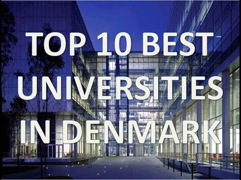 Top 10 Best Universities In Denmark/Top 10 Universidades De Dinamarca