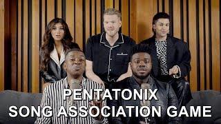Song Association Game - PENTATONIX EDITION