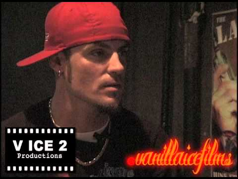 Vanilla Ice talks about his suicide attempt